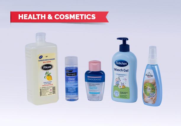 Kozmetik etiketi